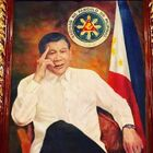 Rodrigo Duterte official portrait