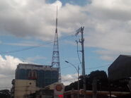 IBC 13 and DZOW-AM Transmitter