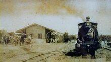 MRR Lucena Station 1920