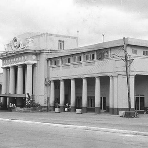 Paco station 1960