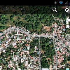 Sumulong Memorial Circle segment