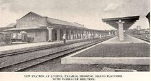 MRR Lucena station 1938