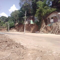 Daang Bakal Rd. Antipolo, this road used to be the railtracks of MRR/PNR