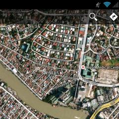 Pineda-Bagong Ilog segment