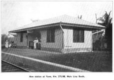 New Yawe station