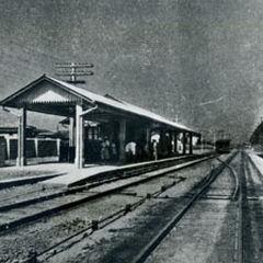 San Lazaro station 1934