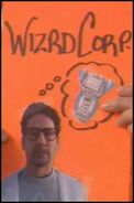 Lloyd's WizrdCorp Poster