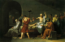 800px-David - The Death of Socrates