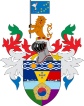 Coat of arms of Extraterritorial Authority