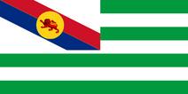 Flag of Srieapska SSS Islands