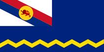 Flag of Saint John Islands