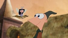 Phineas and Isabel as heroes