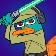 Perry the rebelpus
