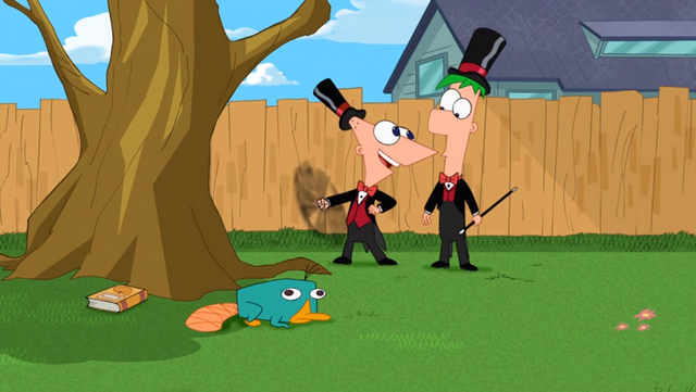 File:Phineas Spins his Batton.png