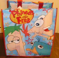 P&F Disney Store tote bag