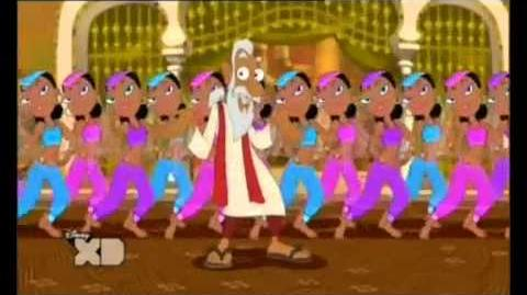 Phineas und Ferb - Der längste Sommertag Song3 Gummiband, Gummiball