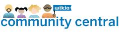 Wikia Community Central wordmark