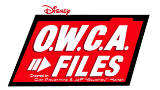 OWCA Files Title Card