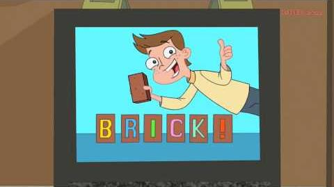 Phineas and Ferb - Brick (Song)