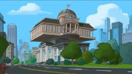 Doofenshmirtz Tri-Governor's Mansion