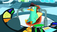 Perry Getting Teleported