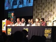 Phineas and Ferb panel - SDCC 2015