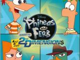 Phineas and Ferb: Across the 1st and 2nd Dimensions (original motion picture soundtrack)