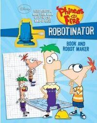 Phineas and Ferb Robotinator
