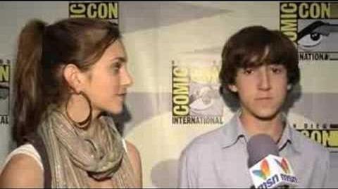 Vincent @ Comic Con 2008