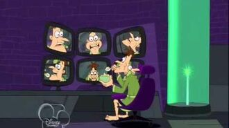 Phineas and Ferb - Dr. Doofensmirtz - Eating Cereal Looks Like This