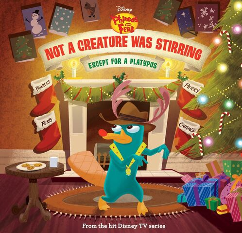 File:Not a Creature Was Stirring, Except for a Platypus.jpg