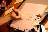 Dan draws Perry 2