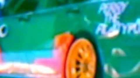 Forza Motorsport 4 Perry The Platypus Design (Mercedes E190 Evo2)