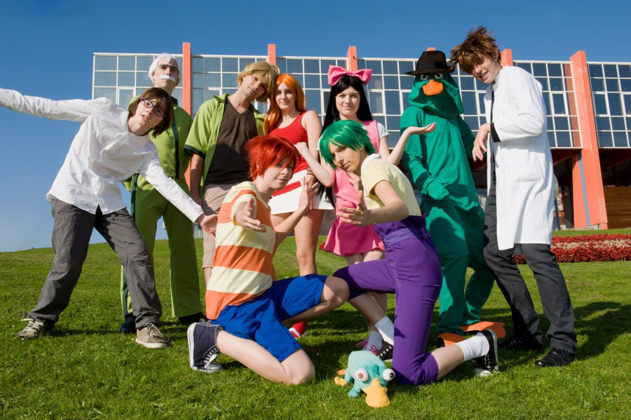 Phineas And Ferb Wiki Newsletter Submissions It S Costume