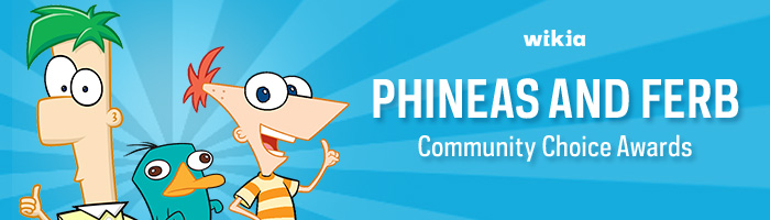 Phineas and Ferb CCA Blog Header