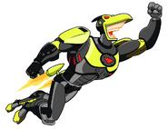 Mission Marvel - The Beak