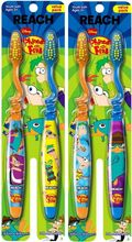 Reach P&F toothbrushes