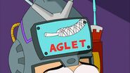 Aglet on the Delete-From-My-Mind-inator