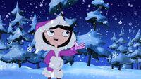 Isabella singing Let it Snow Image8