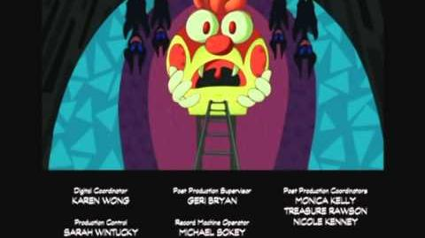 Phineas und Ferb-Schrecklicher Schluckauf(Abspann)