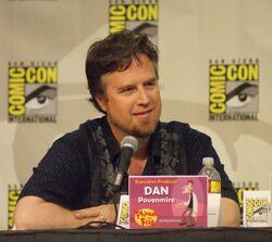 Dan Povenmire at Comic-Con 2009