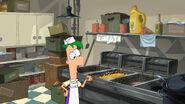 Ferb Frying
