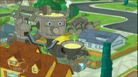 The lemon juice maker