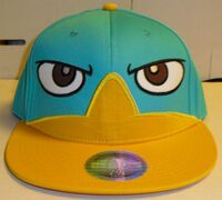 Perry face - baseball cap