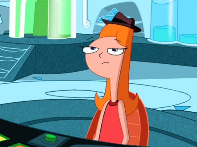 Perry in Candace