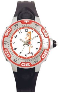 Disney Create-Your-Own sport watch - Candace