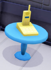 Doofenshmirtz's Telephone