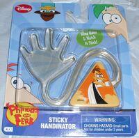 Sticky Handinator