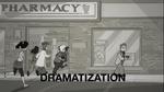 Everyone runs to the pharmacy