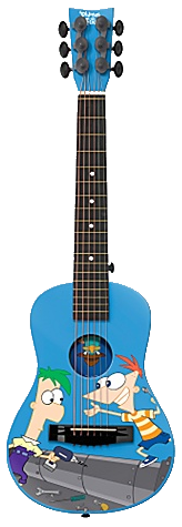 PnF Acoustic Guitar